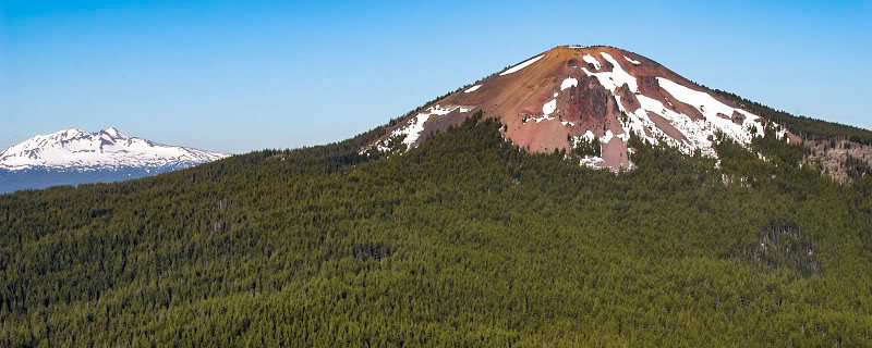 New for the Central Oregon Six-Pack of Peaks Challenge: Maiden Peak