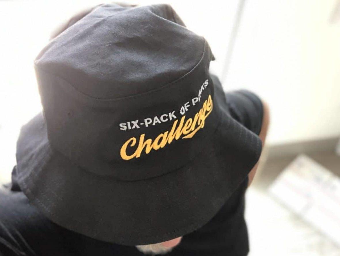 Six-Pack of Peaks Bucket Hat
