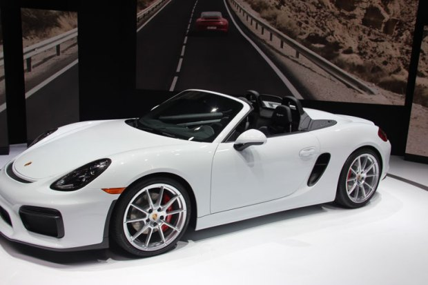 New York Auto Show 2015- Exotic cars (1)