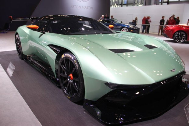 New York Auto Show 2015- Exotic cars (8)