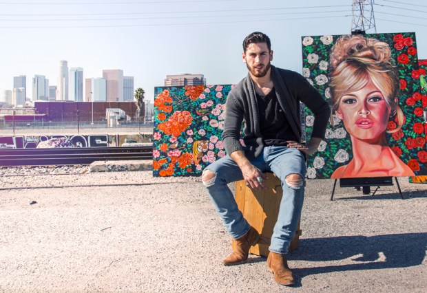 LA-artist–alexander-partman