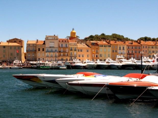 St Tropez Bagatelle beach