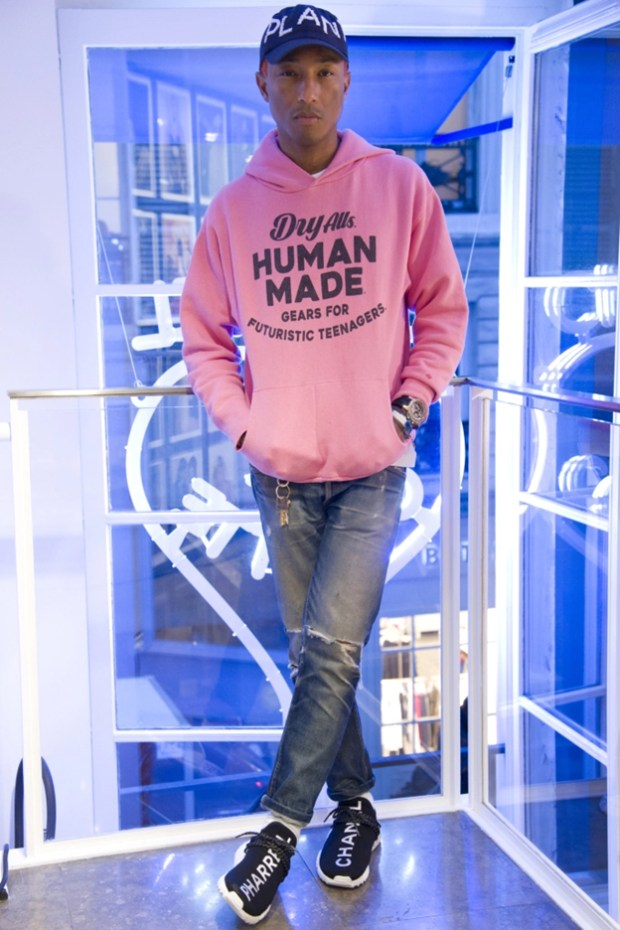 Adidas Pharrell Human Race Afro Pack Grailed