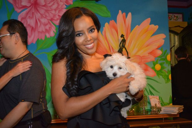 ANGELA SIMMONS-NYC