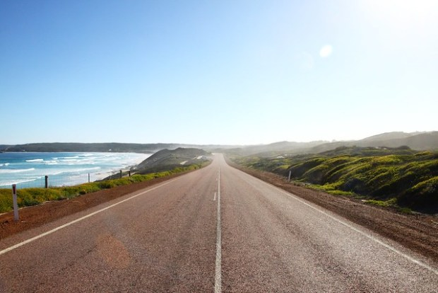 great open road