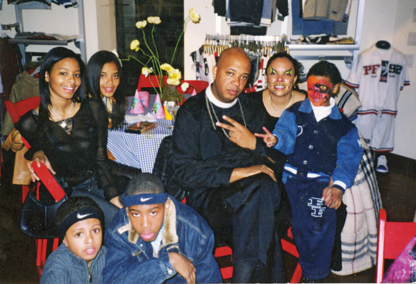 Simmons-Family