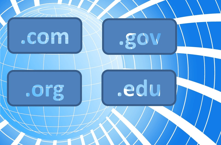 Starting An Online Business by registering an online domain