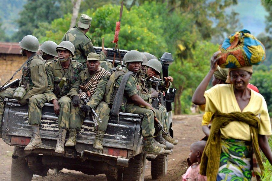 Image result for nationalist militias in the Democratic republic of congo