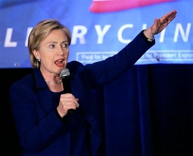Aug. 2016 Hillary fascist