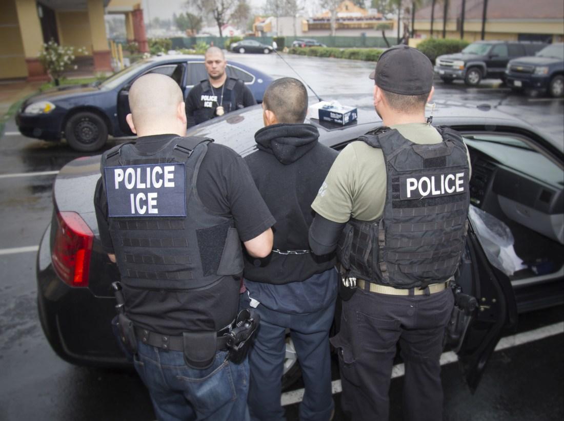 April 2017 ICE raid
