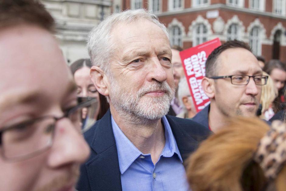July 2017 Corbyn