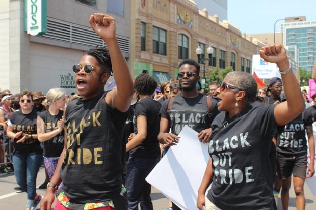Aug. 2017 Black Pride