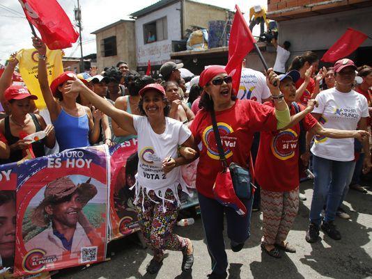Aug. 2017 Venezuela