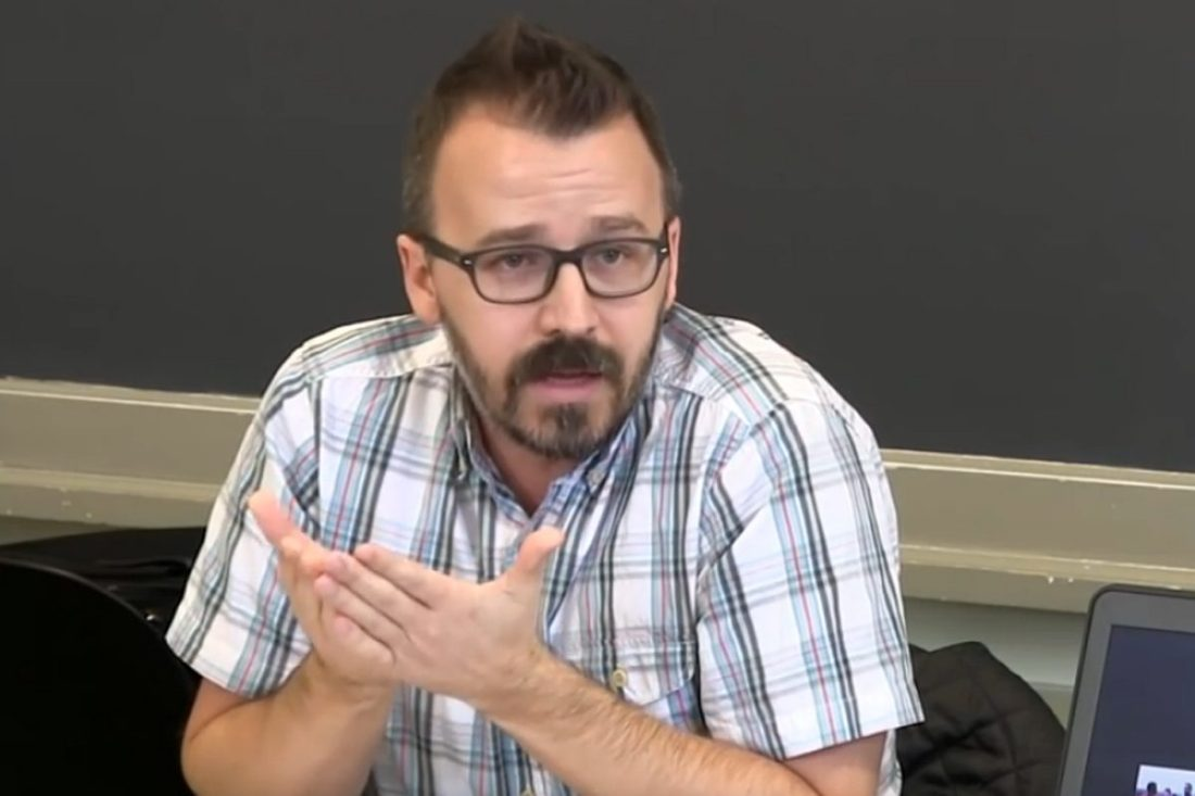 Nov. 2017 Drexel Prof.