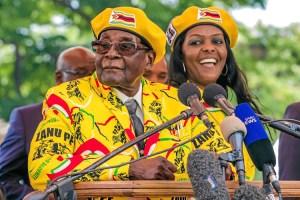 Dec. 2017 Mugabe