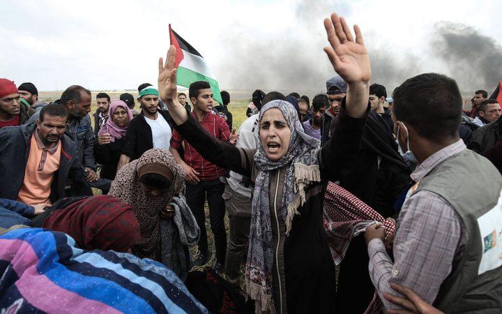 April 2018 Gaza