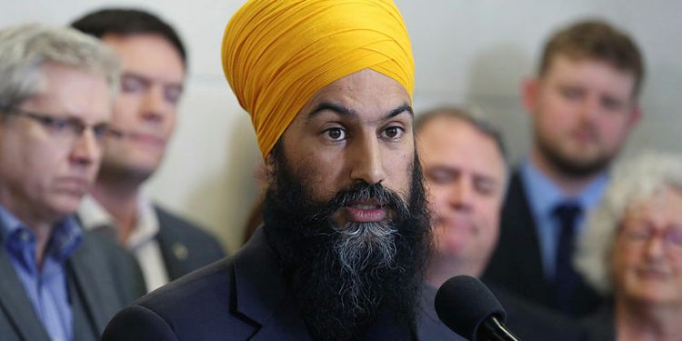 March 2018 Jagmeet Singh