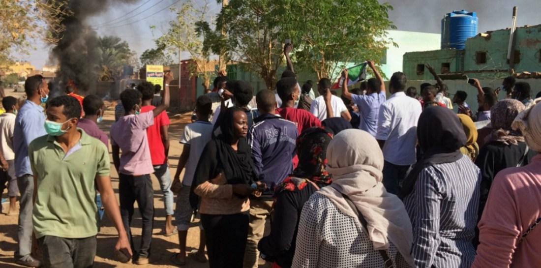 May 2019 Sudan (AP)