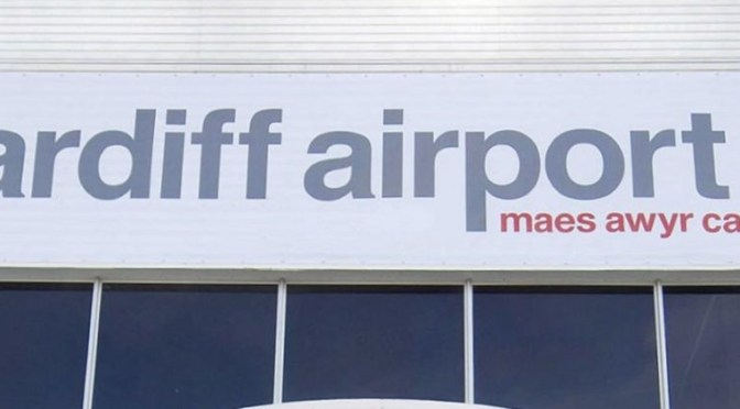 Flybe collapse is a source of concern for Unite members at Cardiff Airport
