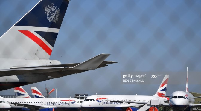 Poll of passengers and public finds British Airways damaging brand