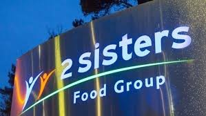 2 Sisters Food Group Announcement is Welcomed by Unite