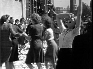 The Spirit of 45 Dogwoof VE Day Celebrations London 1945 copyright IWM