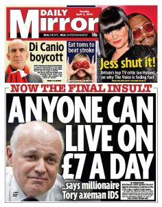 Duncan-Smith now a hate figure