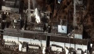 Devastation at Fukushima