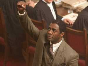 Idris Elba, a convincing Mandela