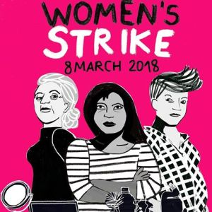 Women's Strike @ London, Birmingham, Cardiff, Aberdeen, Brighton, Edinburgh