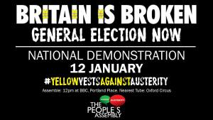 Britain is Broken - General Election Now! @ BBC