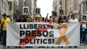 Free All Catalan Political Prisoners! @ George Square