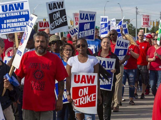 Oct. 2019 UAW (Jim West:Zuma Wire)