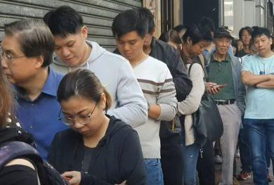 Nov. 2019 Hong Kong election