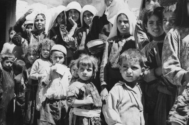 Refugees In Amman
