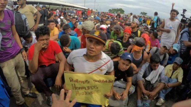 Feb. 2020 Immigrants (Cuartoscuro)