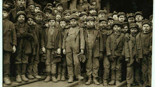 April 2020 Breaker boys Pa Coal (Lewis Hine:Library Congress)