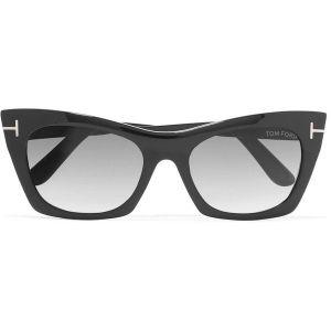 TOM FORD – Cat-eye Acetate Sunglasses