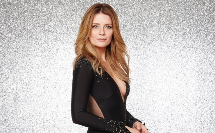 Mischa Barton Dancing With the Stars