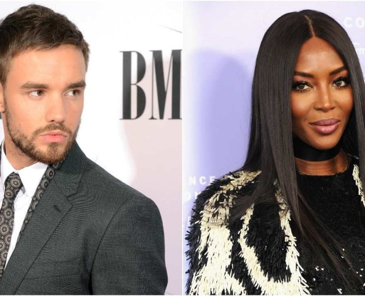 Liam Payne and Naomi Campbell Get Flirty on Instagram 1