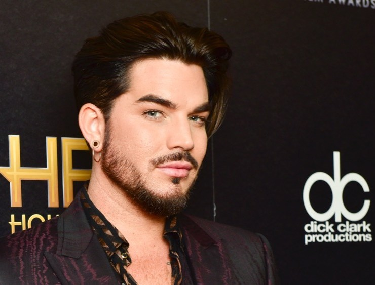 Adam Lambert 22nd Annual Hollywood Film Awards - Press Room