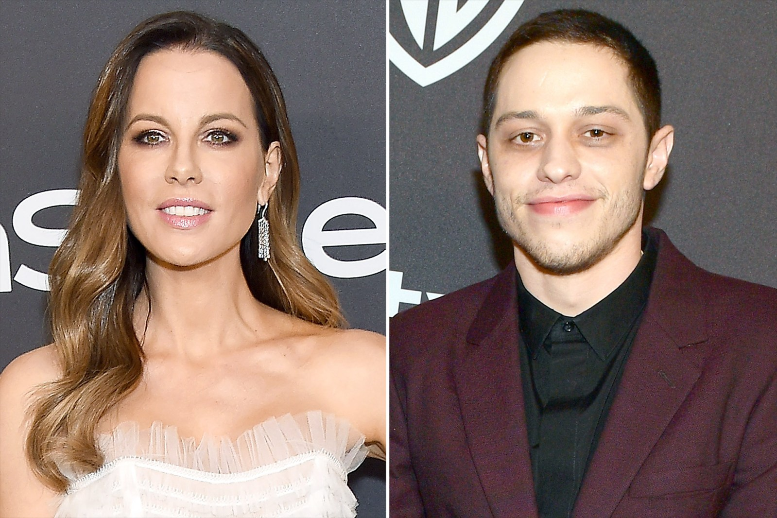 Kate Beckinsale Ribs Fan Shading Her for Chatting Up Pete Davidson at Golden Globes Afterparty 1