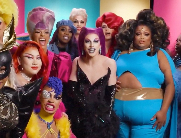 Season 11 RuPaul's Drag Race Cast Reveal