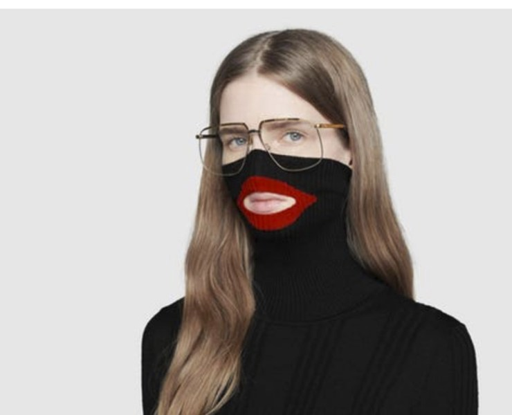 Gucci Apologizes And Removes Sweater Following 'Blackface' Backlash 1