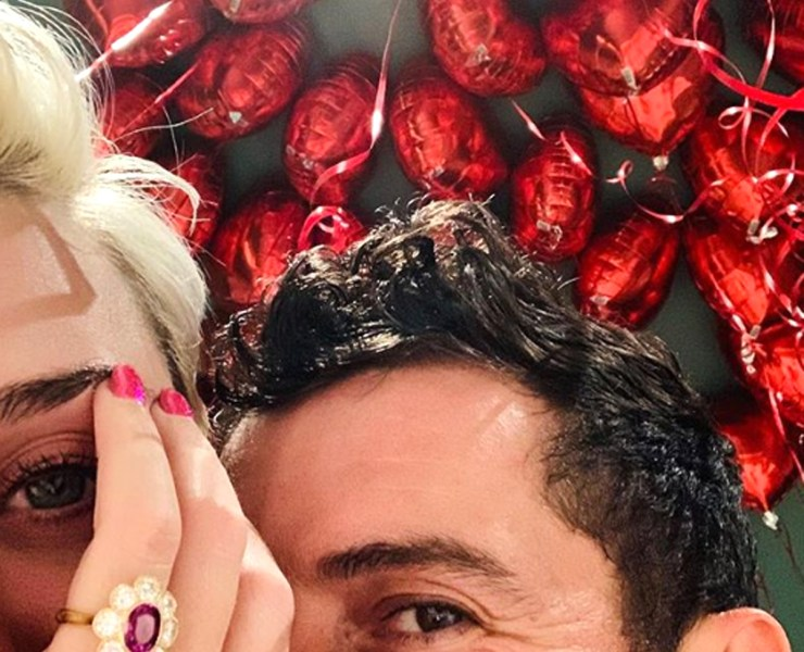 Katy Perry and Orlando Bloom Are Engaged! 1