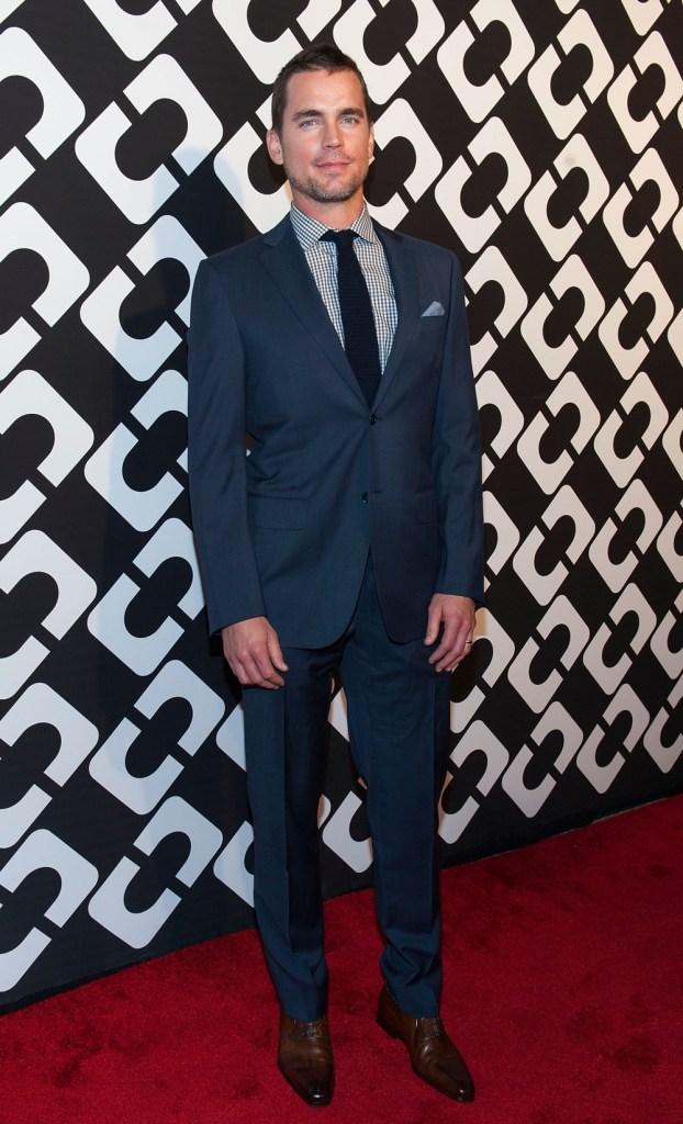 """Matt Bomer Diane von Furstenberg's """"Journey Of A Dress"""" Opening Party - Arrivals"""