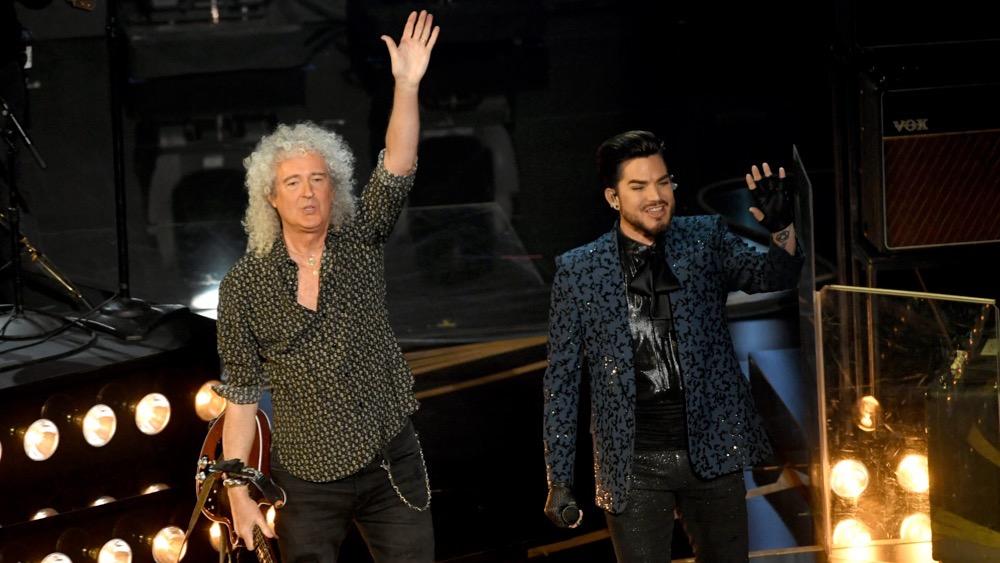 Adam Lambert & Queen 91st Annual Academy Awards - Show
