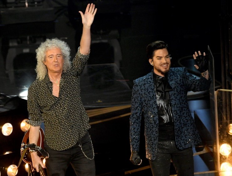Adam Lambert & Queen 91st Annual Academy Awards - Show