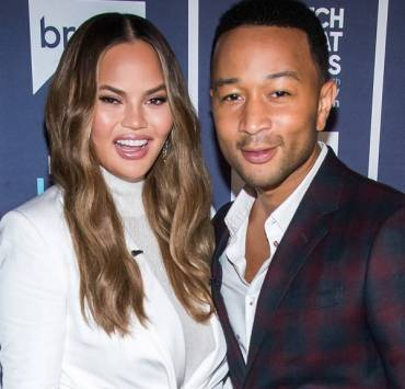 Chrissy Teigen Chipped Her Tooth While Filming Family Feud 2