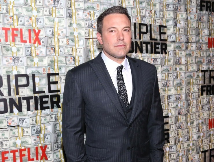 Ben Affleck Netflix World Premiere of TRIPLE FRONTIER